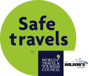 WTTC SafeTravels Stamp_Wilsons Group